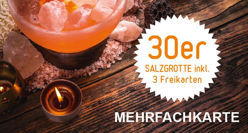 X- Mas Special Salzgrotte 30 + 3